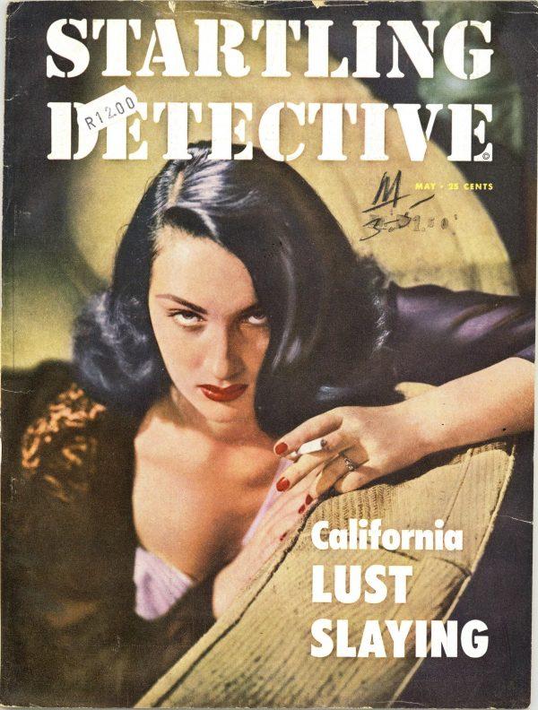 Startling Detective May 1952