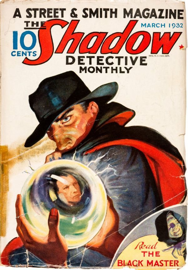 The Shadow - March 1932