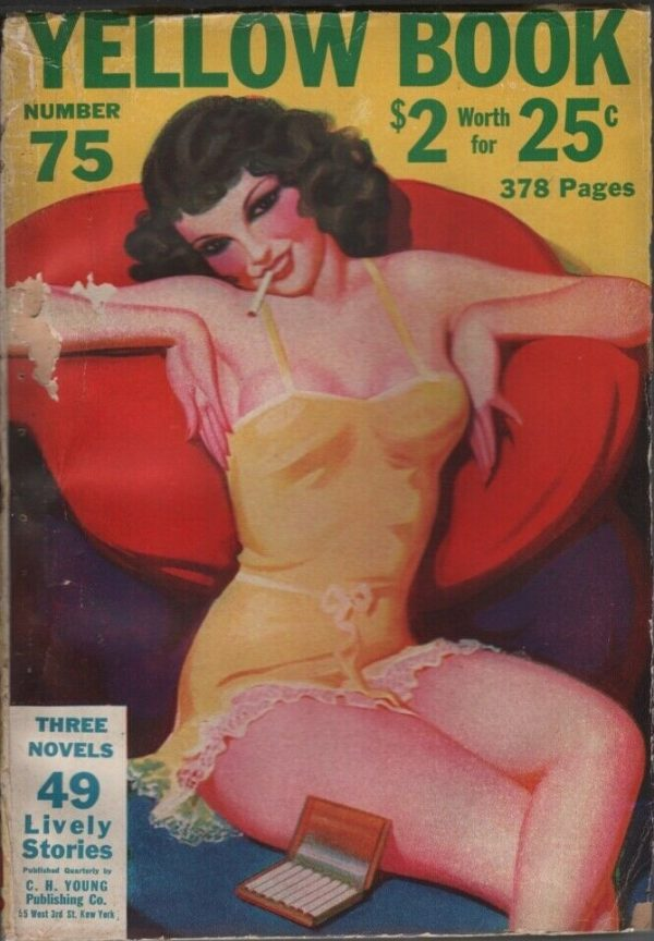 Yellow Book V 25 #75 Cir 1933