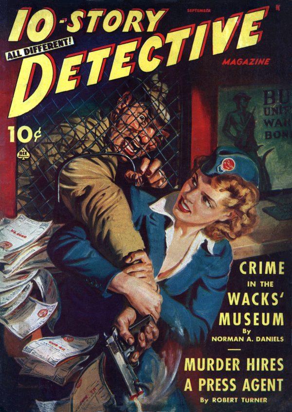 10-Story Detective September 1942