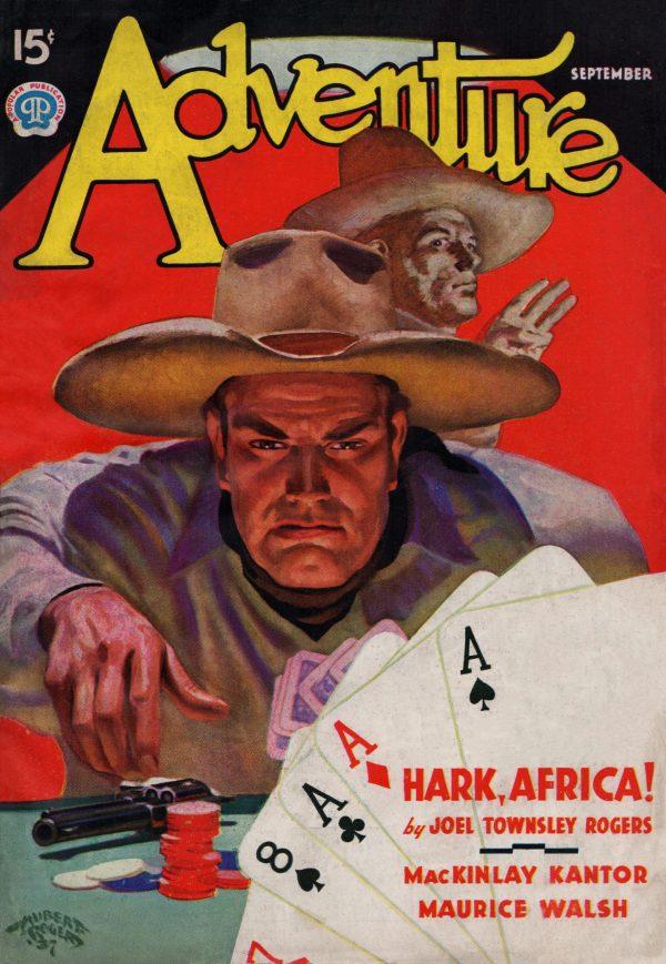 Adventure September 1937