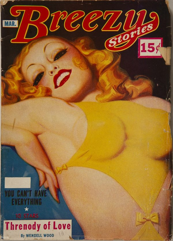 Breezy Stories March 1942