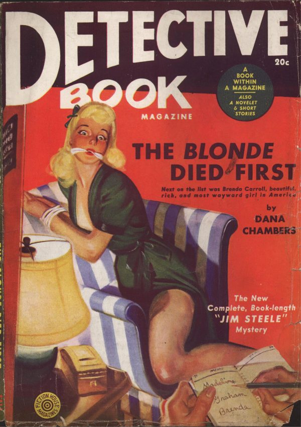 Detective Book Magazine, Fall 1941