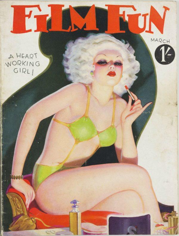 Film Fun March 1935