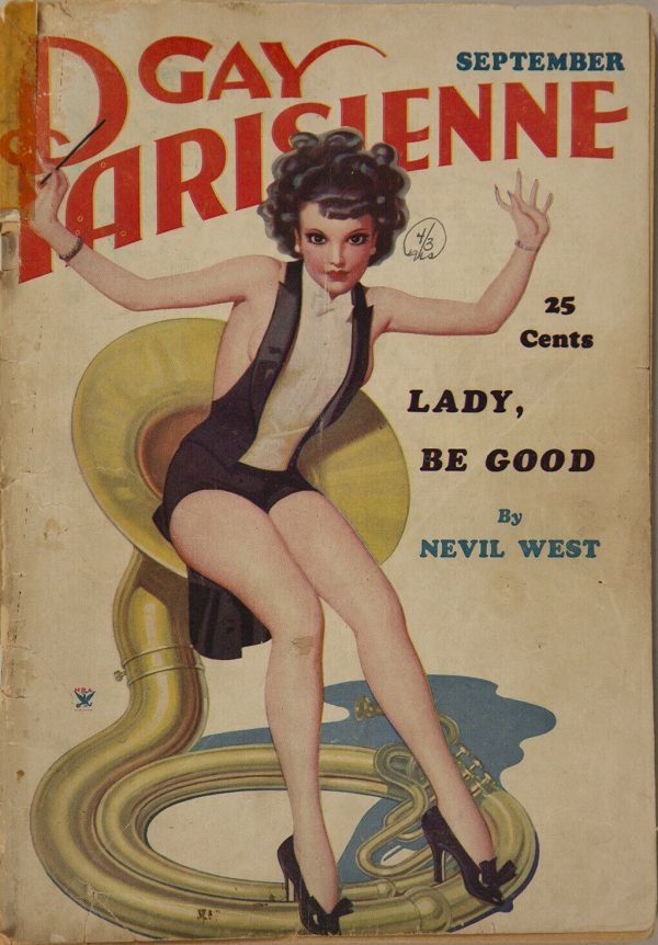 Gay Parisienne September 1935