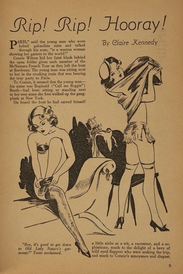 Gay Parisienne September 1935 9