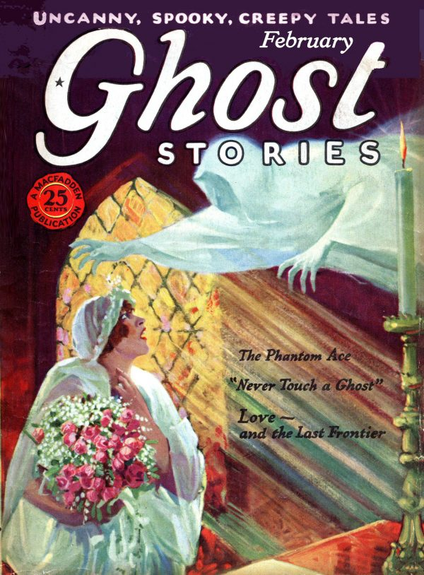 Ghost Stories February 1927