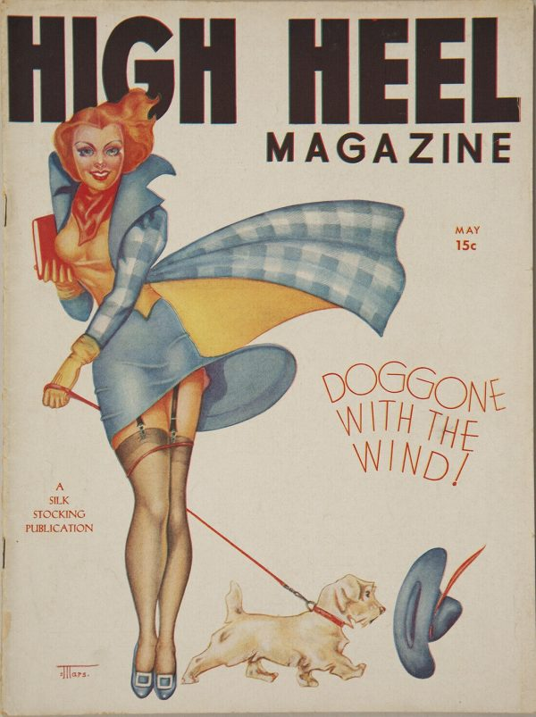 High Heel Magazine May 1937