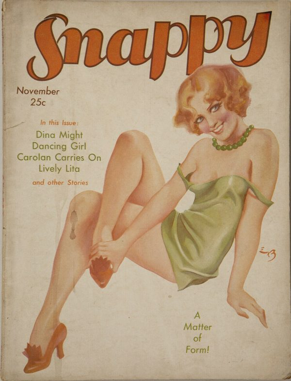 November 1931 Snappy