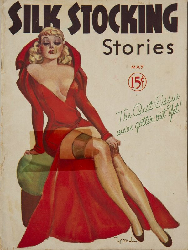Silk Stocking Stories May 1937