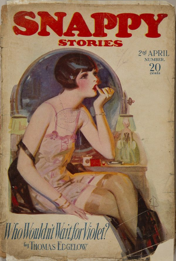 Snappy Stories April 1926