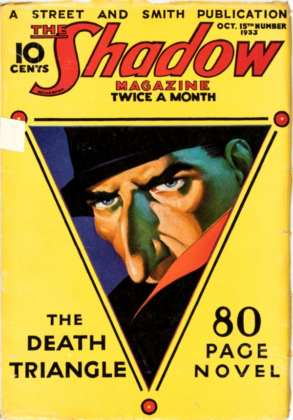 The Shadow - October 15, 1933