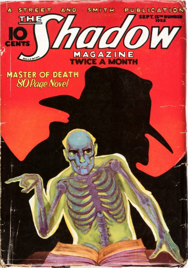 The Shadow - September 15, 1933