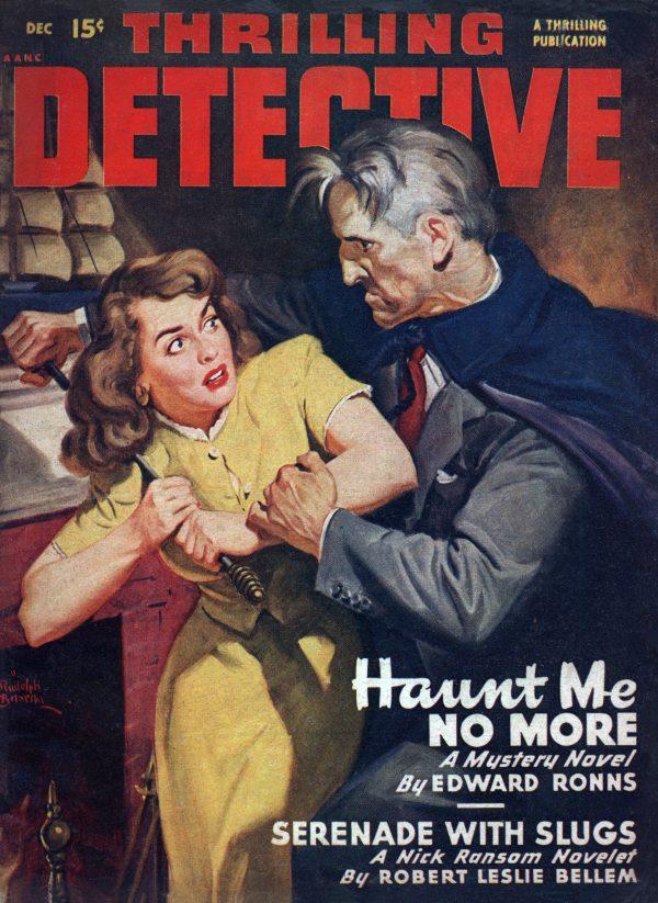 Thrilling Detective December 1948