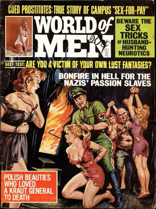 World of Men September 1968