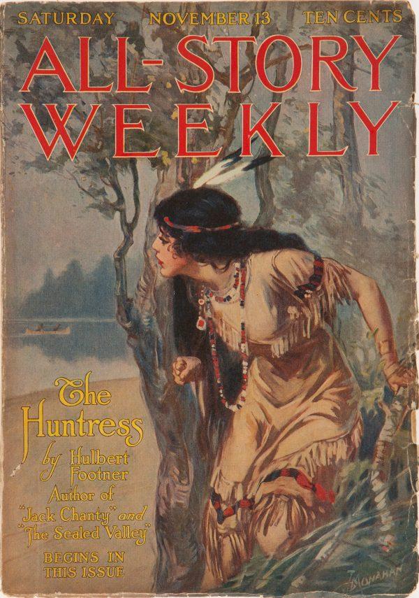 All Story Weekly - November 13, 1915