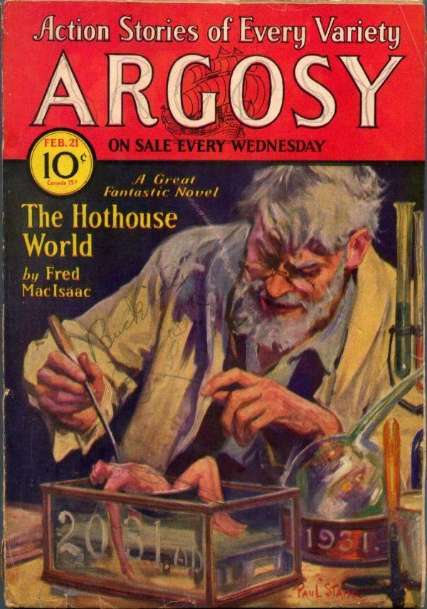 Argosy February 21 1931