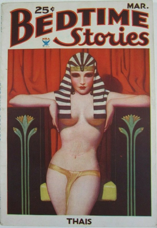 Bedtime Stories March, 1934