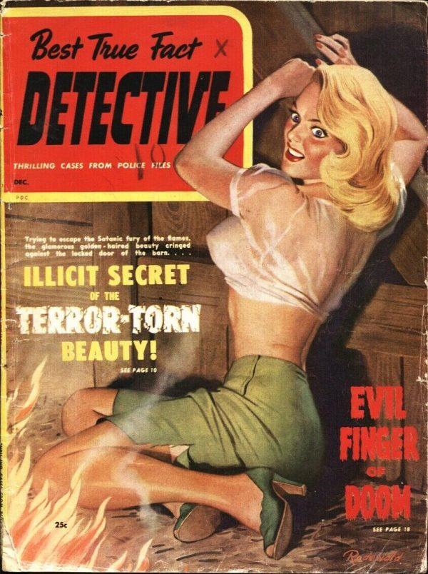 Best True Fact Detective December 1948