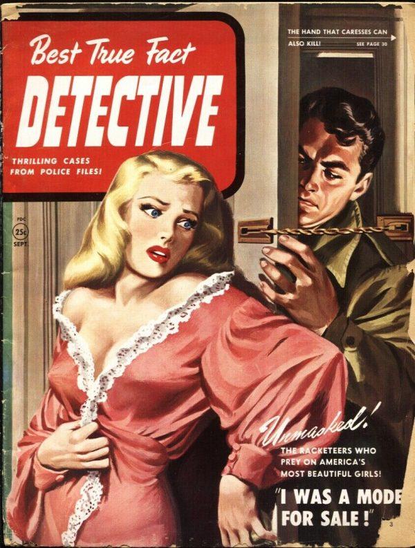 Best True Fact Detective September 1950
