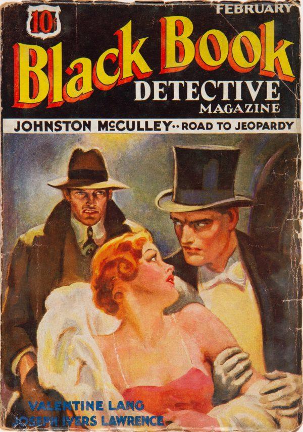 Black Book Detective - February 1934