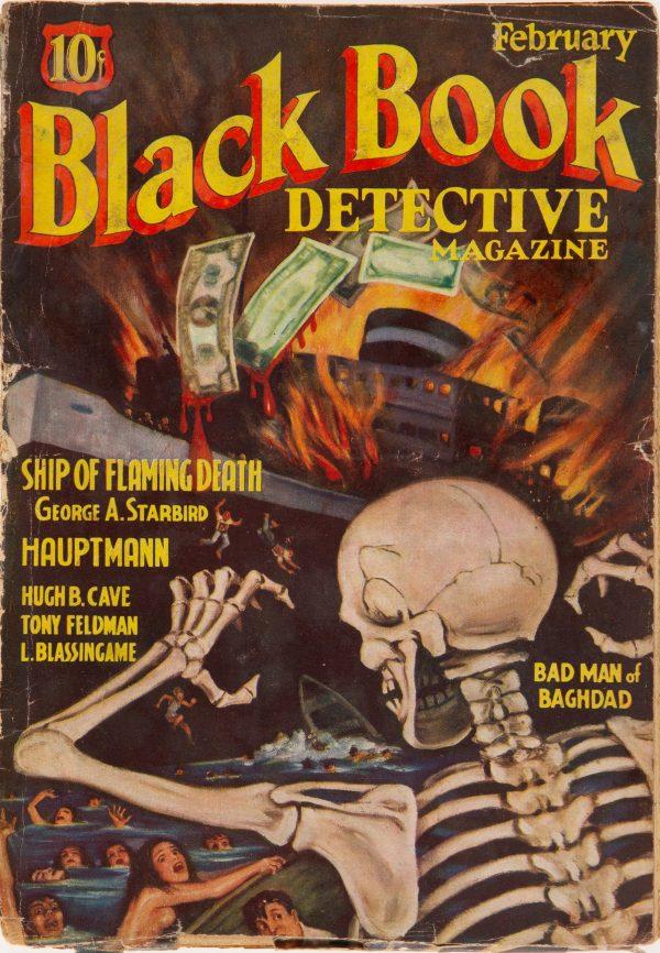 Black Book Detective - February 1935