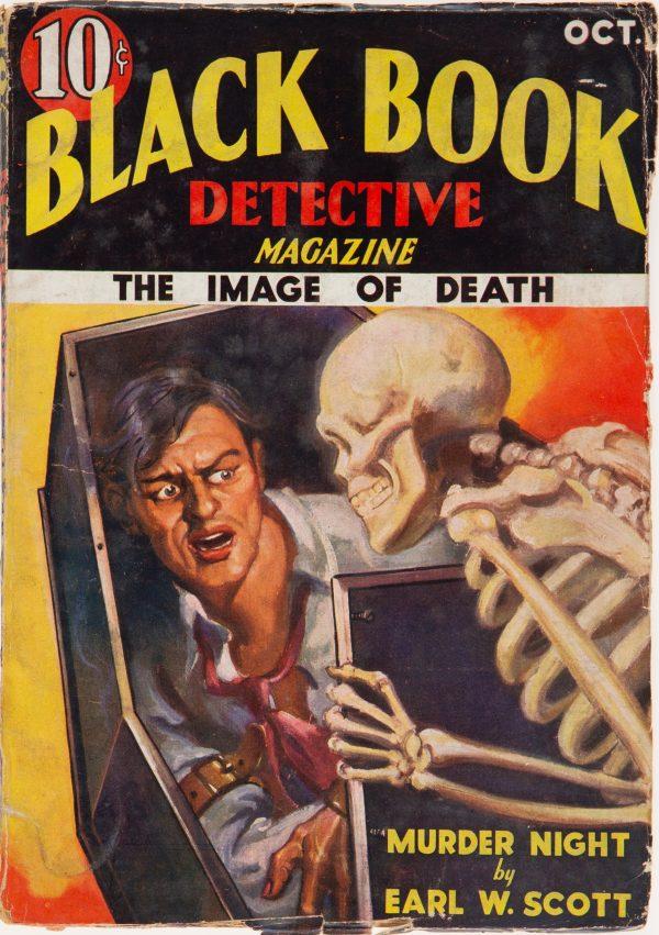 Black Book Detective - October 1933
