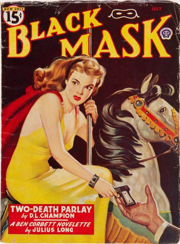 Black Mask - July 1946