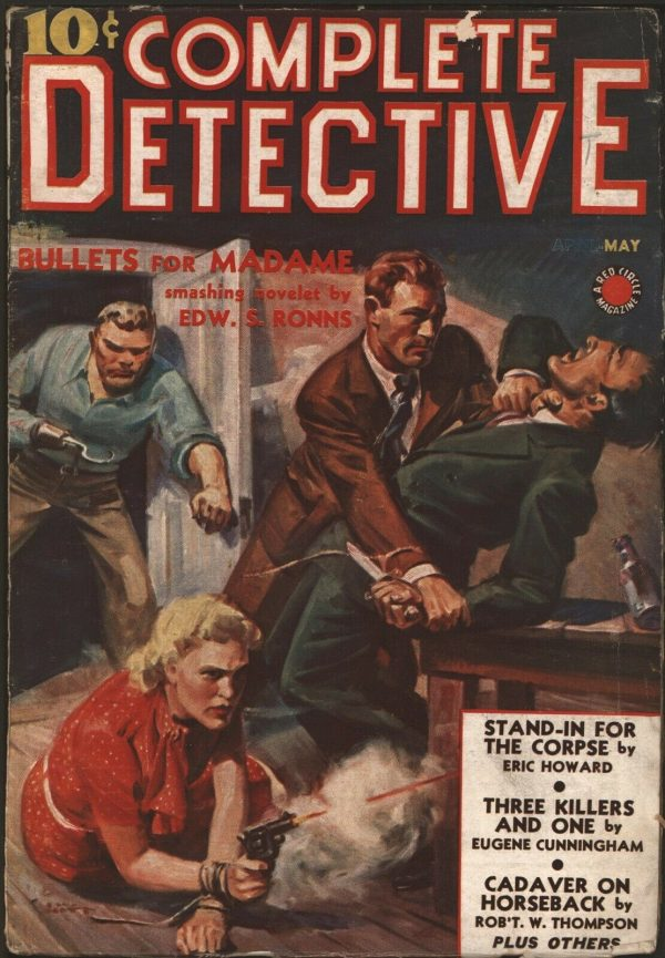 Complete Detective 1939 May