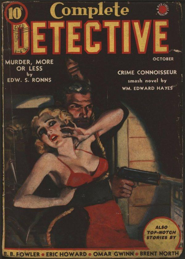 Complete Detective 1939 October