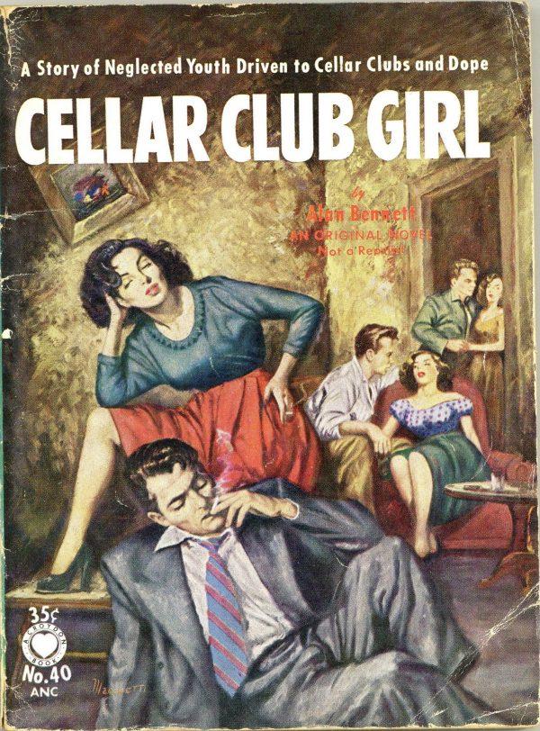 Croydon Original Novel Digest #40 1953