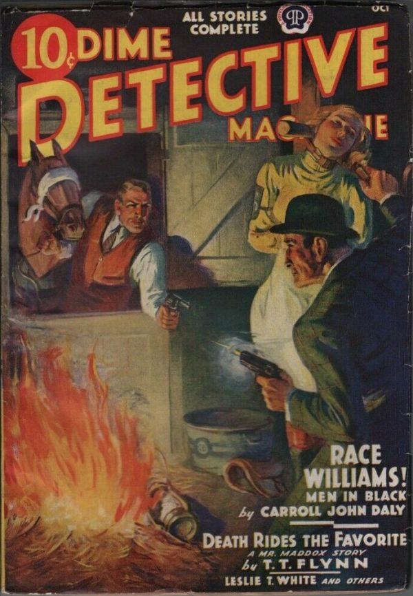 Dime Detective 1938 October