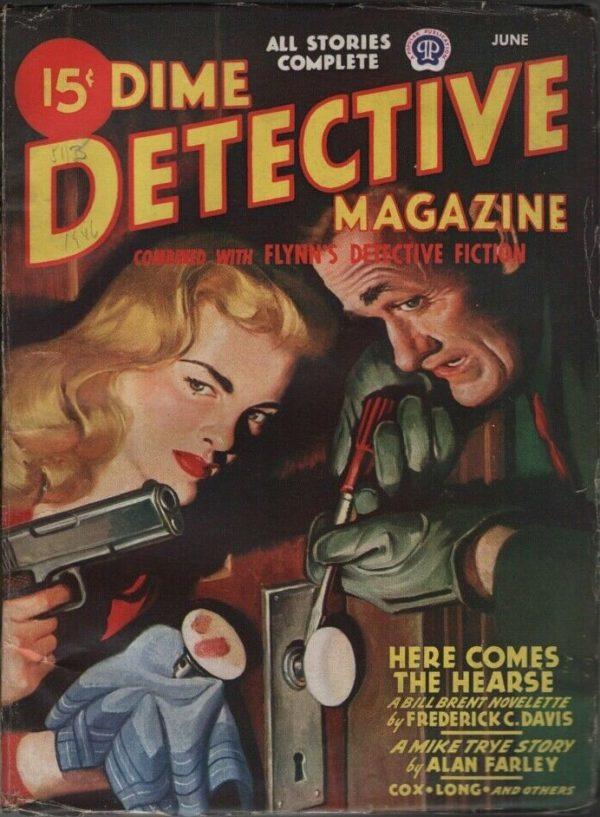 Dime Detective 1946 June