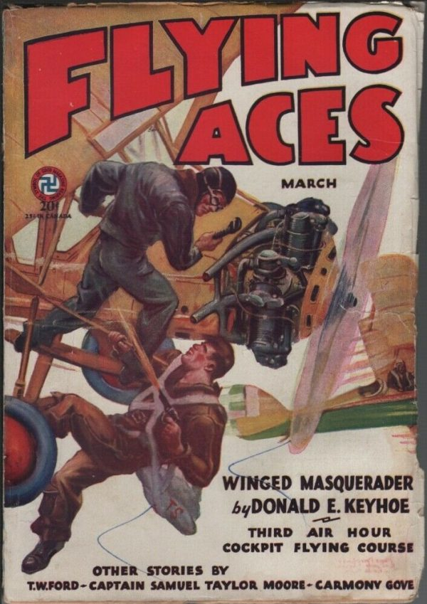 Flying Aces 1930 March