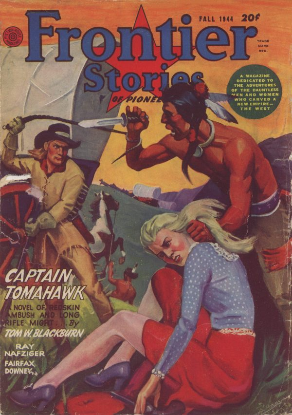 Frontier Stories Fall 1944