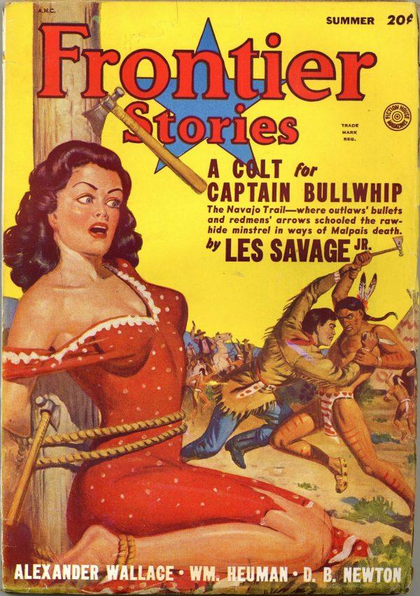 Frontier Stories Summer 1949