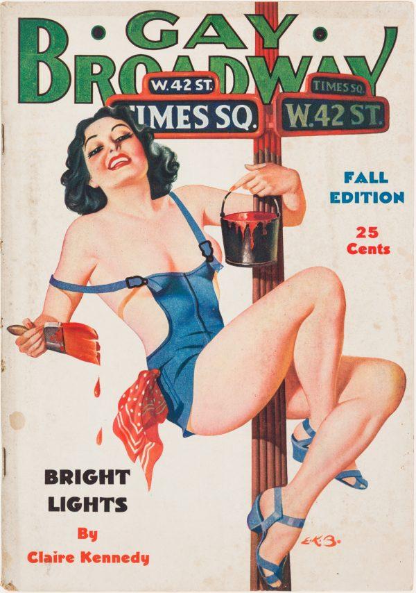 Gay Broadway - Fall 1936