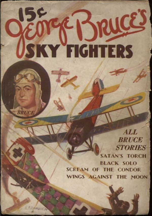 George Bruce's Sky Fighters 1932