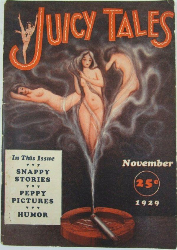 Juicy Tales Vol. 1 No1 November 1929