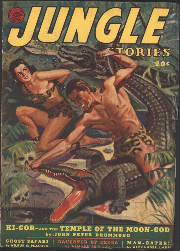 Jungle Stories 1941 Summer
