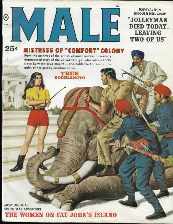 MALE, May 1959