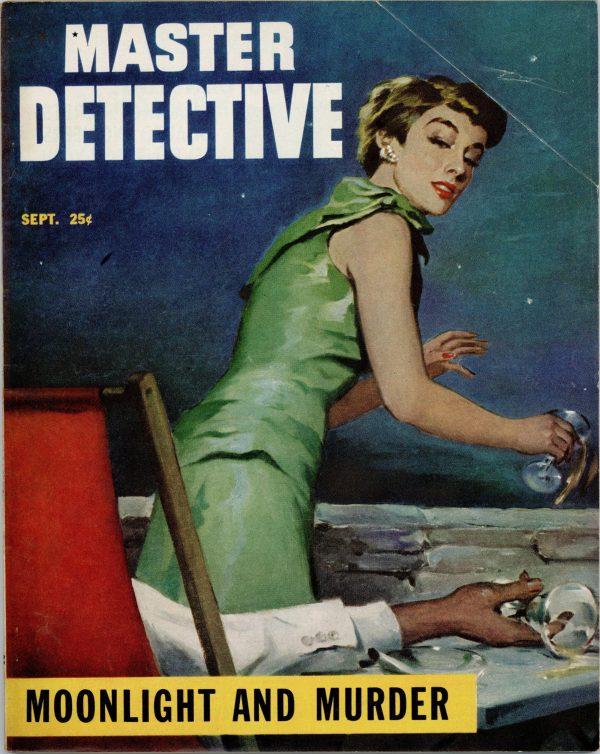 Master Detective True Crime September 1953
