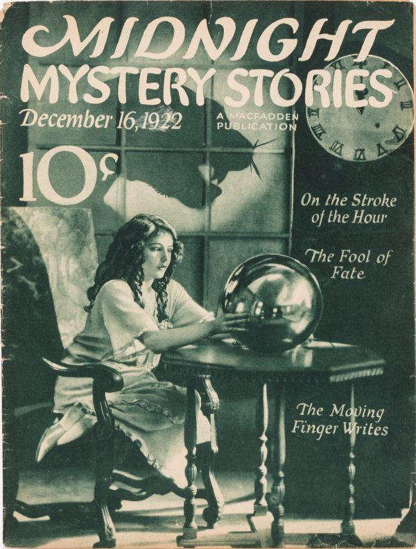 Midnight Mystery Stories - December 16, 1922