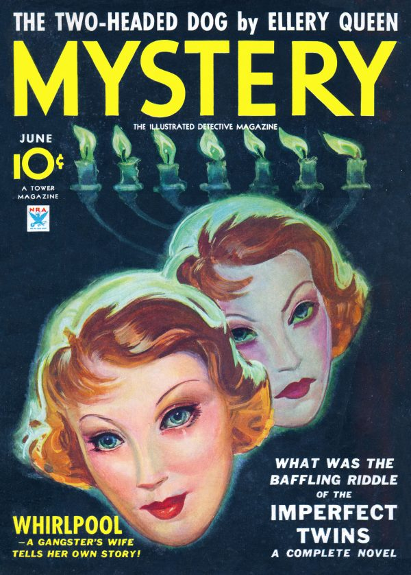 Mystery June 1934