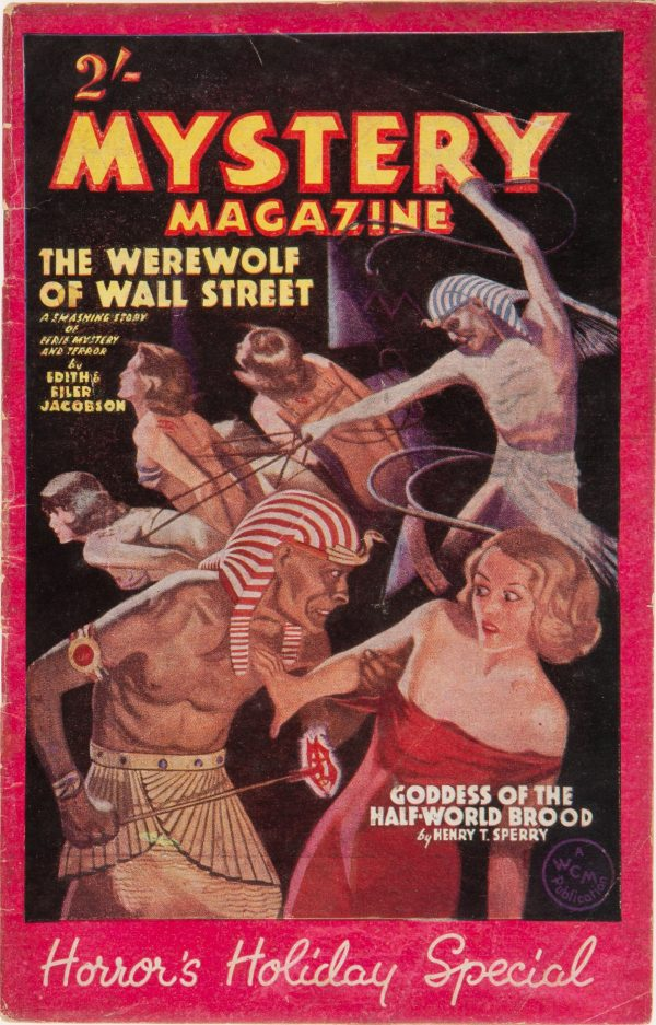 Mystery Magazine (No Date)