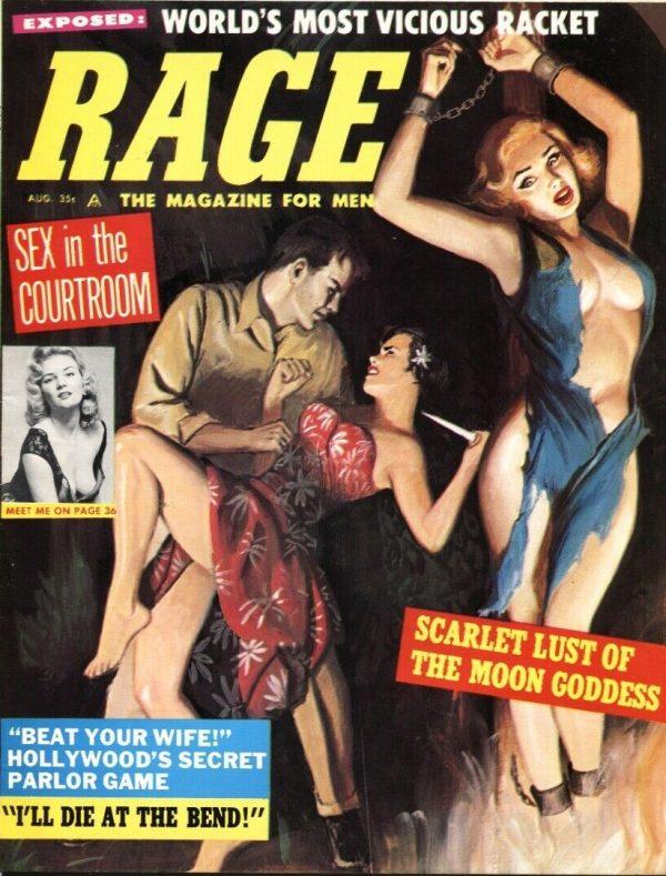 Rage August 1962