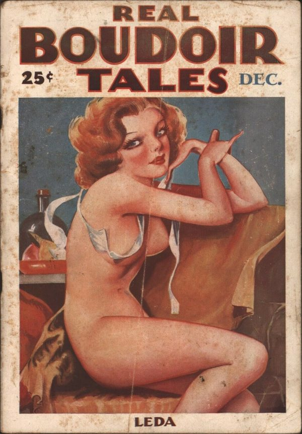 Real Boudoir Tales 1934 December