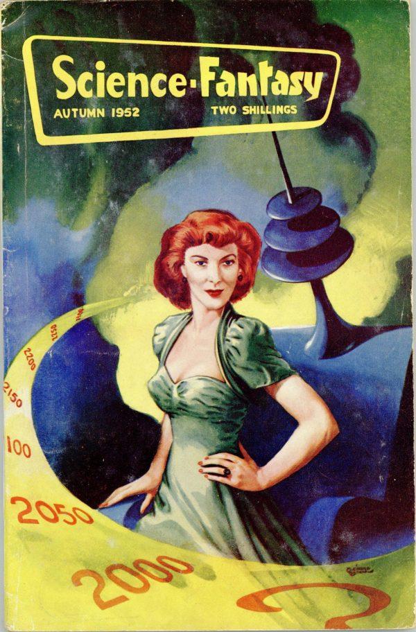 Science Fantasy Autum 1952