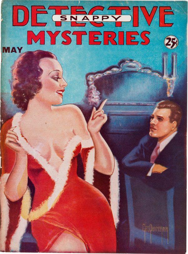Snappy Detective - May 1935
