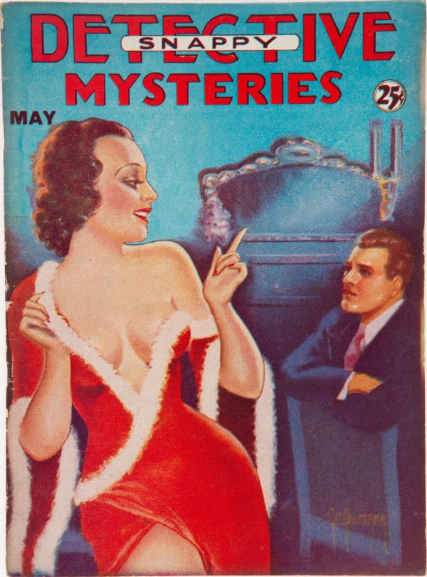 Snappy Detective Mysteries - May 1935